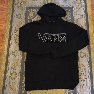 VANS hoodie size medium!